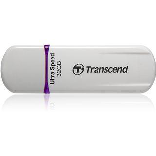 32 GB Transcend JetFlash 620 weiss USB 2.0