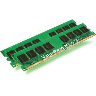 2GB Kingston Value DDR2-800 ECC DIMM CL6 Dual Kit