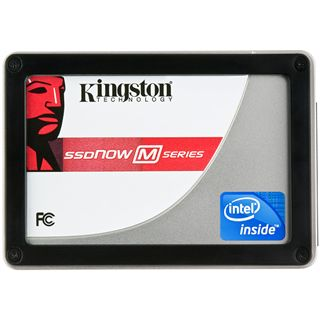 "80GB Kingston M Series 2.5"" (6.4cm) SATA 3Gb/s MLC asynchron (SNM225-S2/80GB)"