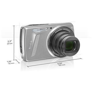 Kodak Easyshare M580 Digitalkamera Silber