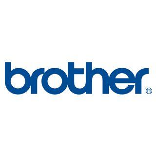 Brother Band farblos/schwarz 12mm