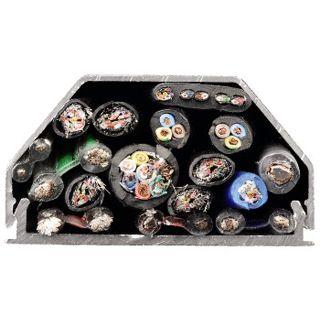 Hama Kabelkanal für Bild-, Daten-, Audio- oder Stromkabel (00083165)