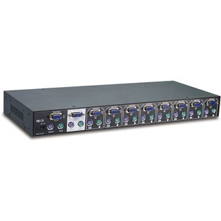 Trendnet TK-802R 8-fach VGA-KVM-Switch
