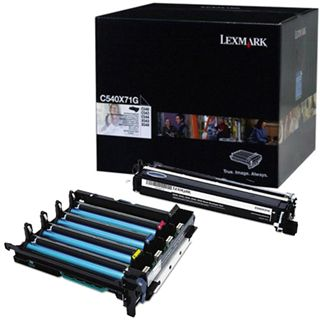 Lexmark C540X71G Trommel-Kit schwarz