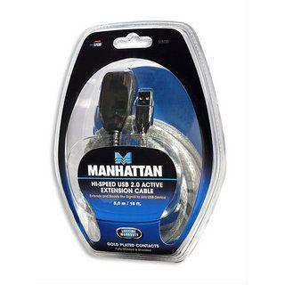 Manhattan Hi-Speed USB 2.0 5m