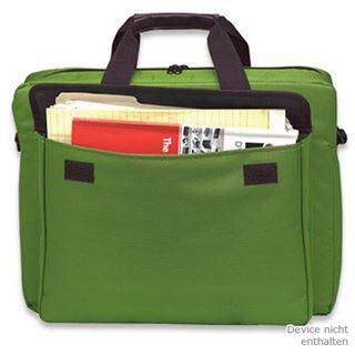 "Manhattan Notebook Tasche London 15.6"" (39,62cm) Grün"
