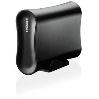 "HDE 1000GB Hitachi Desk Drive XL1000 3.5"" (8.89cm) Schwarz USB2.0"
