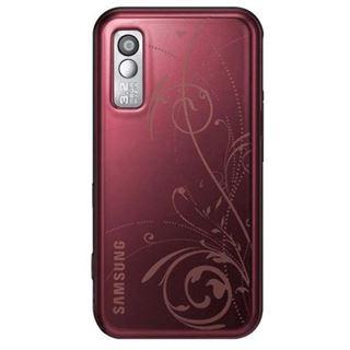 Samsung S5230 La Fleur Edition granatrot