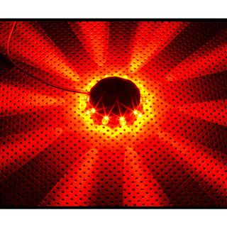 LAMPTRON RingPuk rot LED Kit für Gehäuse (LAMP-LED1002H)