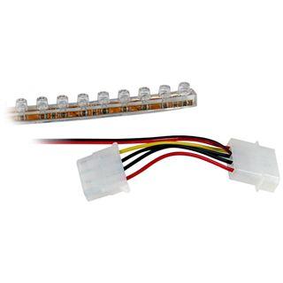 LAMPTRON FlexLight 12cm blau LED Kit für Gehäuse (LAMP-LEDFL1201)