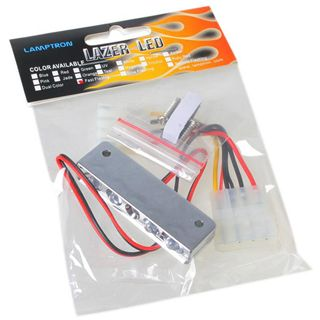 LAMPTRON 5-Spreed Lazer LED Kit für Gehäuse (LAMP-LED513D)