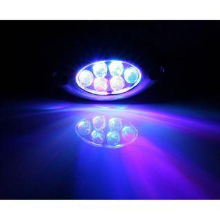 LAMPTRON 6-Cluster LED Kit für Gehäuse (LAMP-LED601D-R)
