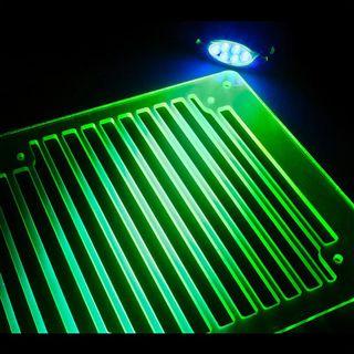 LAMPTRON 6-Cluster UV LED Kit für Gehäuse (LAMP-LED605D-R)