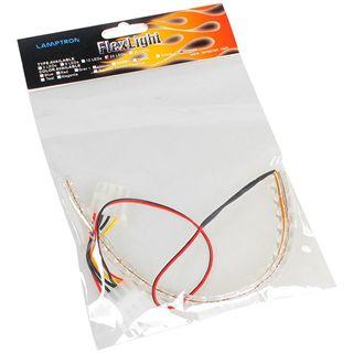LAMPTRON FlexLight 24cm orange LED Kit für Gehäuse (LAMP-LEDFL2406)
