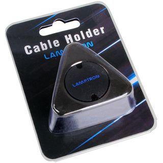 Lamptron Mouse Cable Holder schwarz