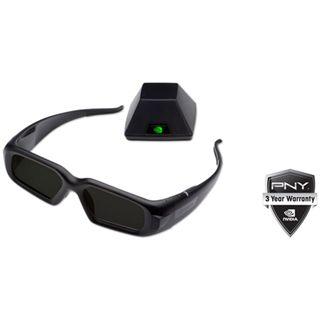 PNY 3D VISION GLASSES FOR