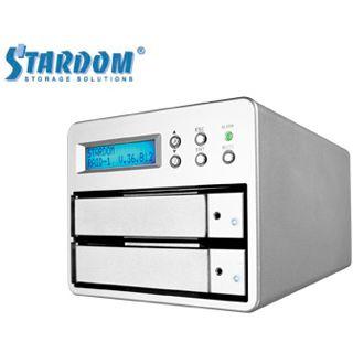 Stardom SR2-SB2 SOHO Raid
