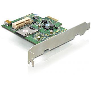 Delock PCI Express zu mini PCI Express + SIM