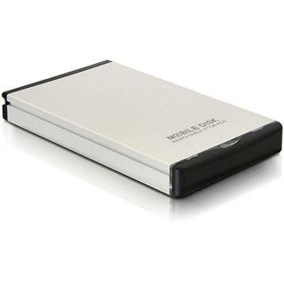 "Delock 47178 2.5"" (6,35cm) USB 2.0 silber"