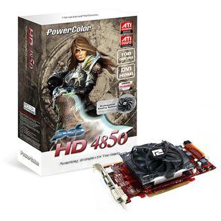 1GB PowerColor Radeon HD 4850 Aktiv PCIe 2.0 x16 (Retail)