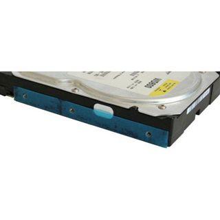InLine 2x Gummi-Unterlegschiene für Festplatten (00244C)