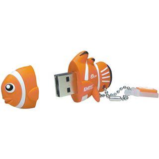2 GB EMTEC Animals orange USB 2.0
