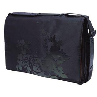 Golla Notebook-Tasche New York Black G661, Displaygrößen bis 41cm(16), Schwarz