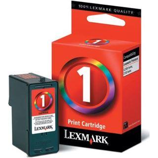 Lexmark Tintenpatrone Z735, X2310 (Nr. 1), 18CX781
