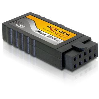2GB Delock Flash Modul Module USB 2.0 MLC asynchron (54152)