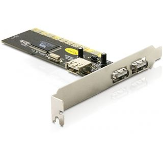 Delock 89040 3 Port PCI retail