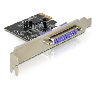 Delock 89219 1 Port PCIe x1 Low Profile retail