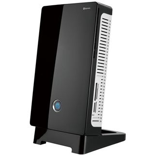 Zignum Leggero ITX Tower 60 Watt schwarz