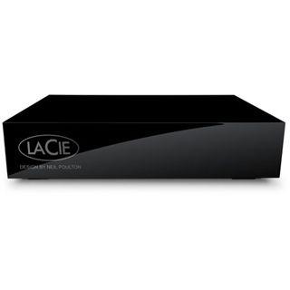 2000GB LaCie Hard Disk Quadra Design by Neil Poulton (USB2.0/FW400/800/eSATA)