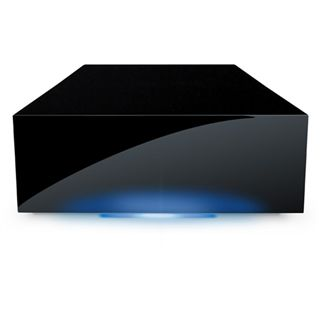 Lacie Box, Design by Neil Poulton, USB 2.0 Leergehäuse