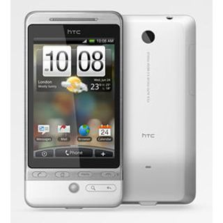 HTC HERO silbergrau, Smartphone