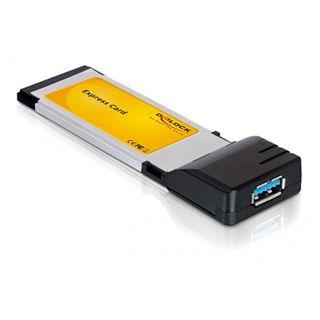 Delock Express Card > 1x USB 3.0, 61760