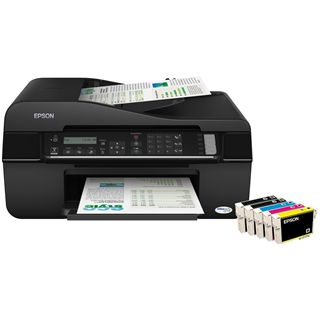 Epson Stylus Office BX320FW Multifunktion Tinten Drucker 5760x1440dpi WLAN/LAN/USB2.0