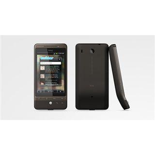 HTC Hero schwarzbraun
