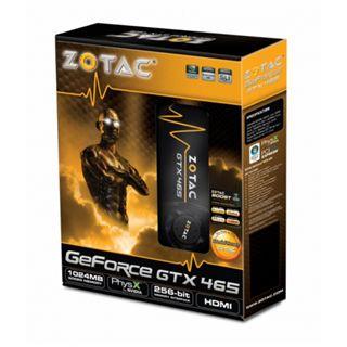 512MB ZOTAC GeForce GT 210 Low Profile DDR3 PCIe