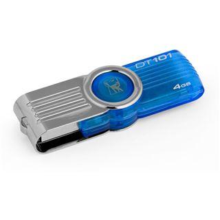 4 GB Kingston DataTraveler 101 G2 blau USB 2.0