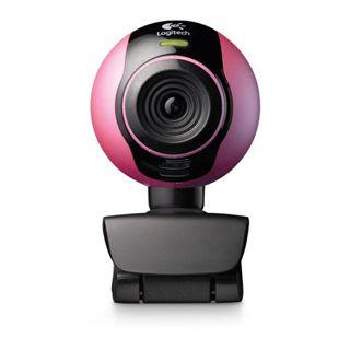 Logitech Web Kamera C250 0.3 MPixel 640x480 Schwarz/Grau USB 2.0