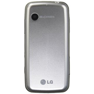 LG Electronics GS290 Cookie Fresh silver