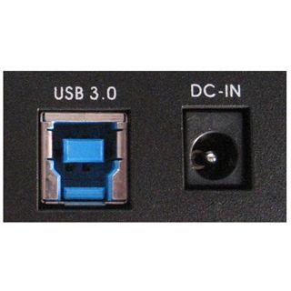 """Sharkoon SATA Quickport Duo USB 3.0 Dockingstation für 2.5"""" und 3.5"""" Festplatten (4044951010066)"""