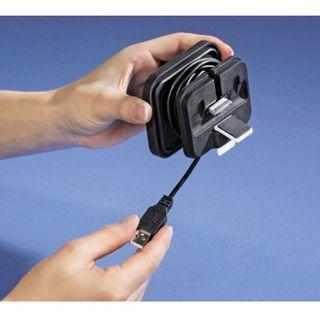 Hama Dockingstation inkl. USB-Kabel für iPhone 10PWWI