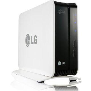 1000GB LG Electronics N1T1 inkl. 1x DVD-RW 7200rpm Schwarz/Weiß LAN/USB2.0