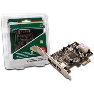 Digitus Interf. FireWire 3 Port PCI-E / DS-30203-1