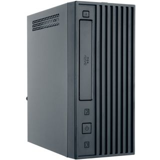 Chieftec Uni BT-02B ITX Tower 180 Watt schwarz