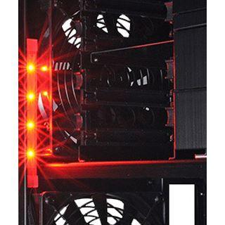 Lian Li 13cm waterproof red LED-Strip für Gehäuse (LED10-R)
