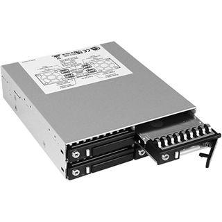"""RaidSonic ICY BOX 5,25"""" Wechselrahmen für 4x 2.5"""" Festplatten (IB-2222SSK)"""