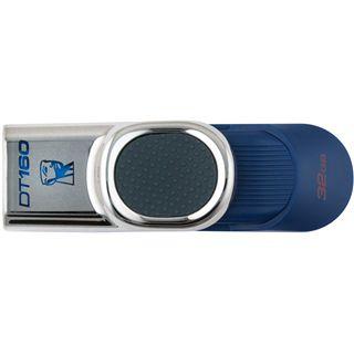 32 GB Kingston DataTraveler 160 blau USB 2.0